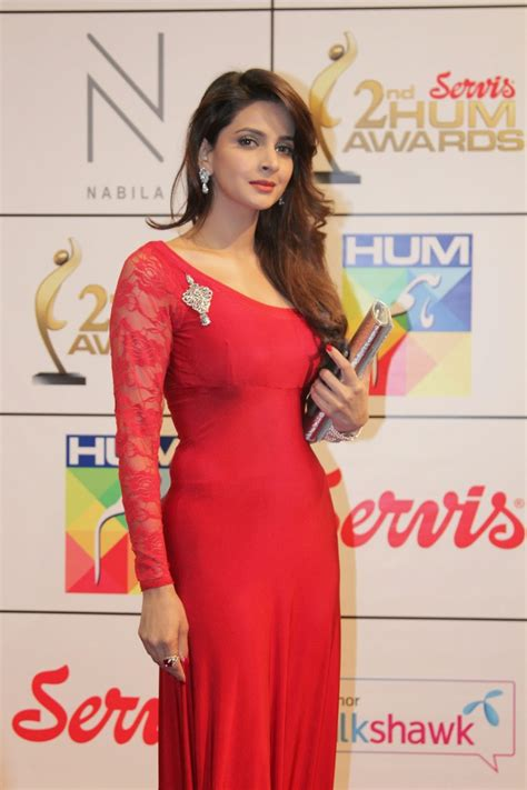 Pakistani Actress Saba Qamar Profile And Photos