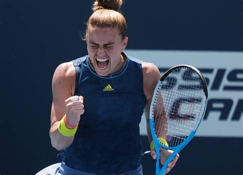 Maria Sakkari's Racquet | Tennisnerd.net What racquet does ...