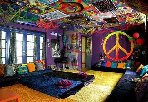 chambre hippie déco chambre hippie