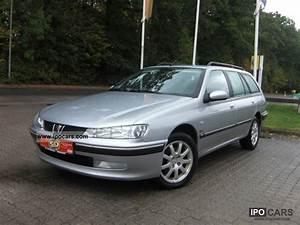 Peugeot 406 Break : 2002 peugeot 406 break partial leather sports aircon 1 hand car photo and specs ~ Gottalentnigeria.com Avis de Voitures