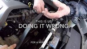 Putting New Belt On 2003 Buick Lesabre