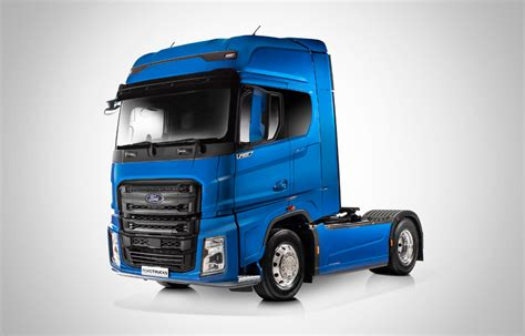 Www Ford Trucks by New Ford Trucks Tractor It Will Enter The European Market