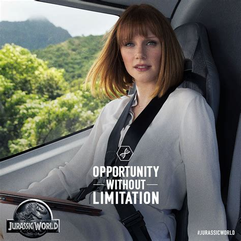 jurassic world actress change maybe it s the mustache or the fact that those are very