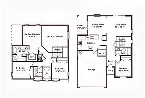 floor plan affordable orlando vacation home