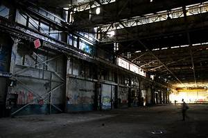 Inside Philly's Abandoned Budd Manufacturing Plant with ...