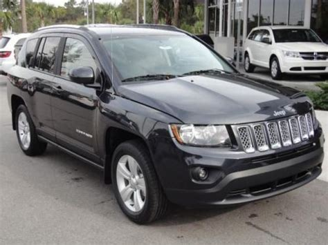 Buy New 2014 Jeep Compass Latitude In 2173 South Woodland