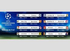 Calendario De Champions League 2015 Cuartos De - newcalendar
