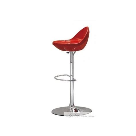 chaise de bar design jass et chaises de bar midj noir blanc