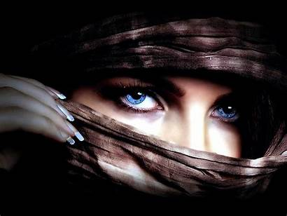 Eyes Face Covering Eye Emotion Portrait Head