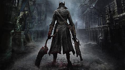 bloodborne video games wallpapers hd desktop  mobile