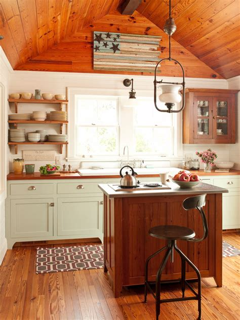 kitchen cabinets used for ford caretaker s cottage renovation traditional 8157