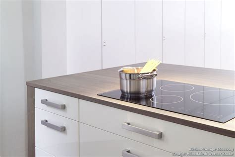 kitchen island cooktop minimalist kitchen makes history modern style in a