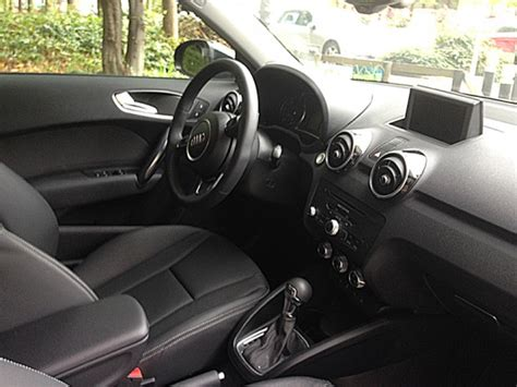 essai audi a1 sportback 1 6 tdi ambition luxe s tronic