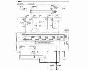 Power Window Switch Wiring Diagram  Can I Get Detail About