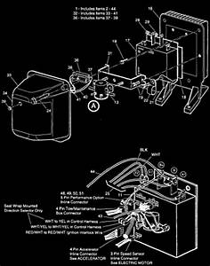 Ezgo Pds Stock Controller Wiring Diagram Image For Golf Cart Fix