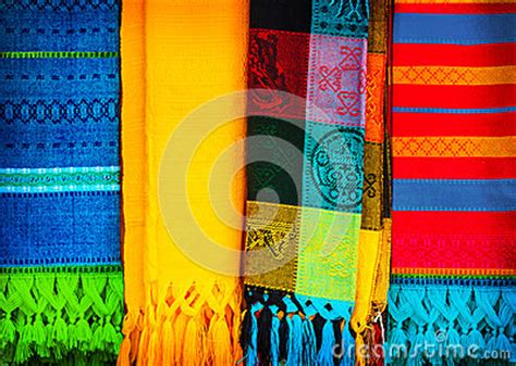 traditional mexican neckerchief stock images image