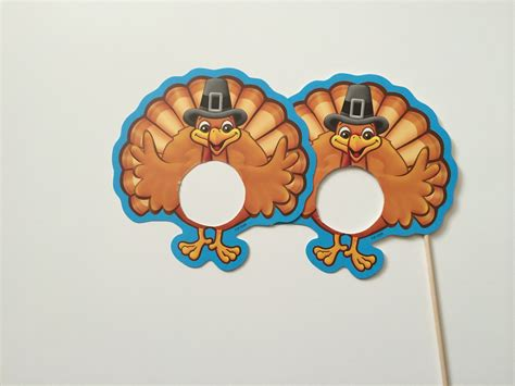 thanksgiving photo booth props   classroom  template teacher created tips