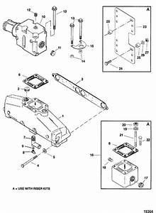 Mercruiser 350 Mag Mpi Horizon Mie Exhaust Manifold