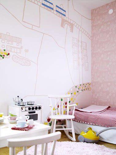 mur chambre fille dco chambre enfants hippies dco chambre enfant 40 ides