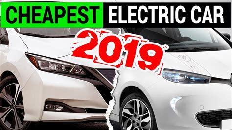 affordable electric car   cheapest ev youtube