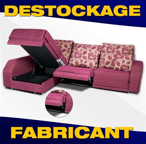 coffre canapé canape d 39 angle avec coffre et assise coulissante modele