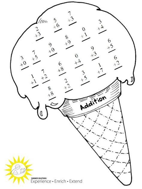 Ice Cream Fun Math  Simple Solutions