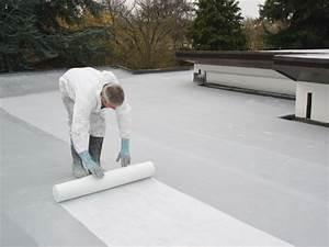 Imperméabilisant Pour Terrasse : peinture d 39 tanch it pour toiture lyon etancheite ~ Premium-room.com Idées de Décoration