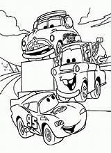 Coloring Pdf Cars Disney Popular sketch template