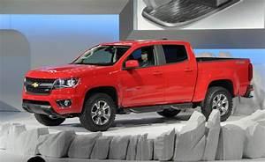 2015 Chevrolet Colorado Manual Transmission Confirmed