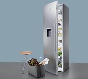 Freistehender Kühlschrank Mit Gefrierfach : siemens stand k hlschrank ks36vvi30 iq300 ~ Orissabook.com Haus und Dekorationen