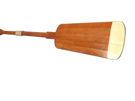 Decorative Wooden Oars And Paddles by Buy Wooden Hamilton Squared Decorative Rowing Boat Oar W