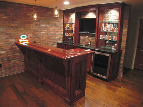 Custom Home Bars by Angled View Small Custom Bar Bars And Bars Kitchen