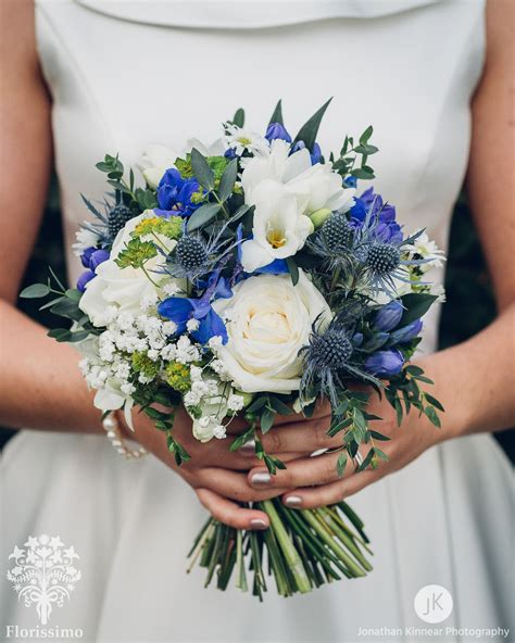 dainty rustic bridal bouquet  white avalanche roses