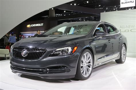 Buick Lacrosse Deals by 2017 Buick Lacrosse Heading To Dealerships In July Priced