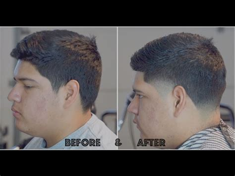 taper fade tutorial youtube