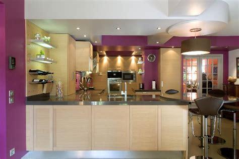 cuisine violine skconcept cuisine chaleureuse et conviviale par la décoratrice d 39 intérieur séverine kalensky