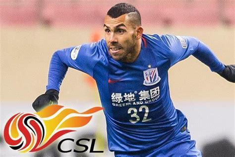 Carlos tevez has scored a penalty on his chinese super league debut. Carlos Tevez admits Chinese Super League adventure with Shanghai Shenhua could soon be over