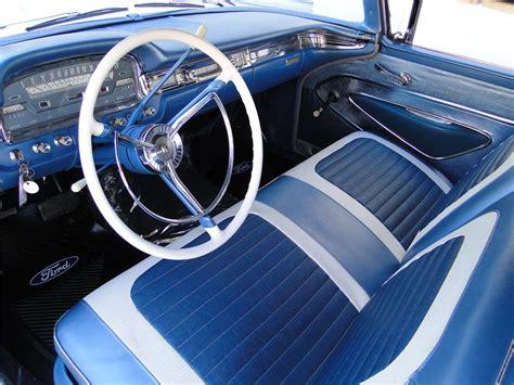 Cars Interior Classic : 1959 Ford Fairlane 500 Convertible