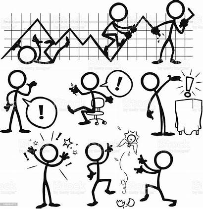 Stick Figures Drawing Stickfigures Istockphoto Stickfigure Istock