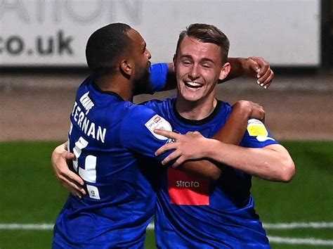Notts County 0 Harrogate Town 1: Will Smith sets up second ...