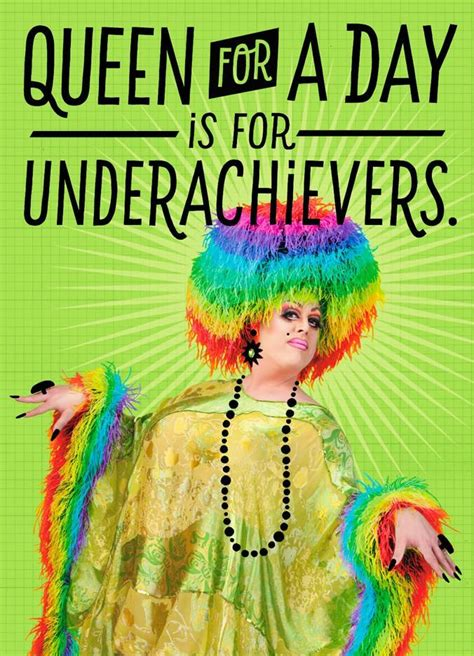 drag queen   day blank card greeting cards hallmark