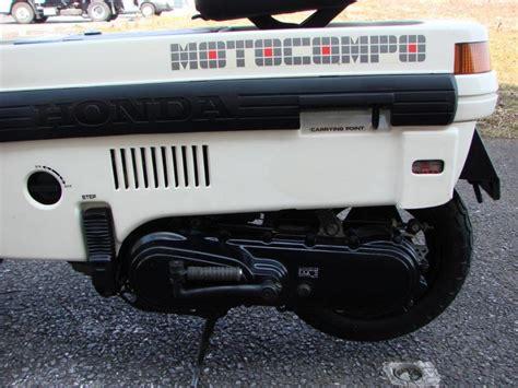 1982 Honda Motocompo NCZ50   RMD Motors