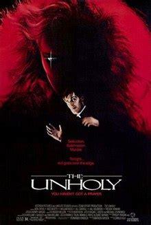 unholy  film wikipedia