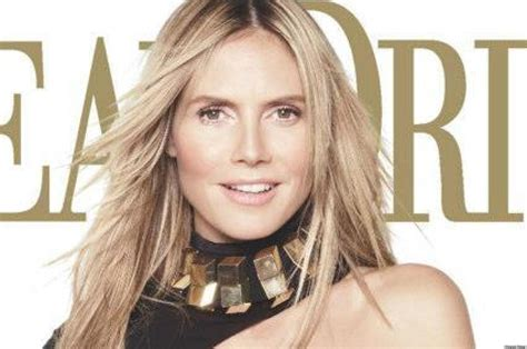 Heidi Klum When You Have Good Body Can Quickly End