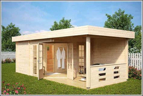 Whirlpool Gartenhaus by Gartenhaus Mit Sauna Und Whirlpool Gartenhaus Sauna