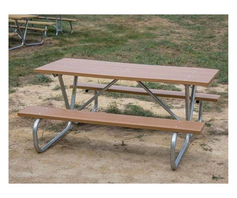 6 foot wood table folding picnic table plans 2 4 brokeasshome com