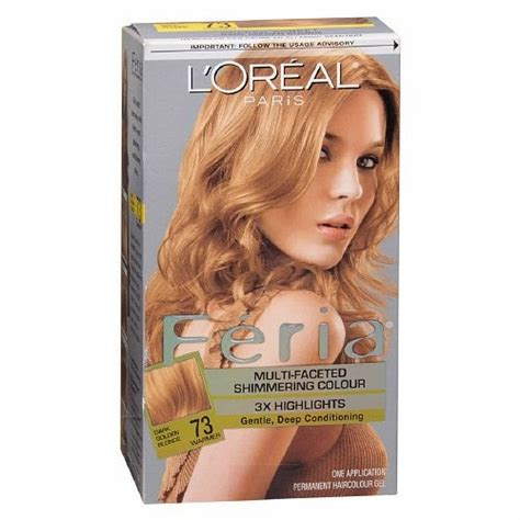 Best Strawberry Box Dye by L Oreal Product For Strawbery Hair Color