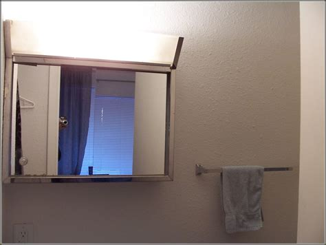 home depot medicine cabinets with lights lighted medicine cabinet lighted bathroom medicine size