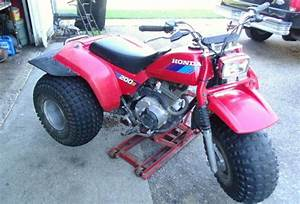 Sell Honda Atc 200es 200 Atc200es Big Red Transmission Set Starter Wiring 84 1984 Motorcycle In