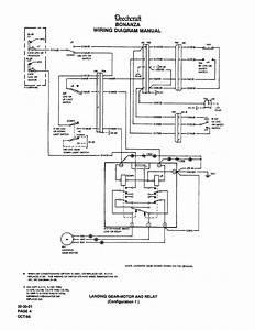 csobeech beechcraft landing gear tips With wiring diagrams for electric gearing